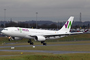 First A330-200 for Spanish carrier Wamos Air seen here on short finals...