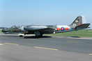English Electric Canberra T17