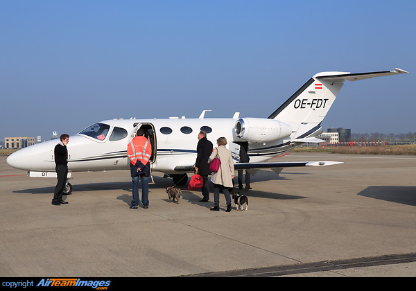 Cessna 510 Citation Mustang (OE-FDT) Aircraft Pictures & Photos ...