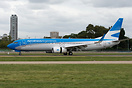 New addition to Aerolineas Argentinas fleet
