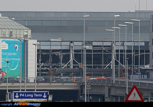 Brussels Airport Bomb Attack
