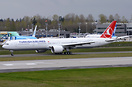 Turkish Airlines Latest B77W