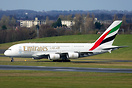 The Airbus A380 replaces Boeing 777 on one of the 3 daily DXB-BHX-DXB ...