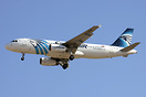 EgyptAir flight 181, a domestic flight from Alexandria to Cairo, was h...