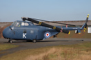 Sikorsky HAR-21 S-55 Whirlwind, WV198 has been restored to the RN 848 ...