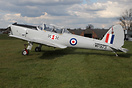 Chipmunk G-BCPU WP973 has been restored to the original 10 AEF marking...