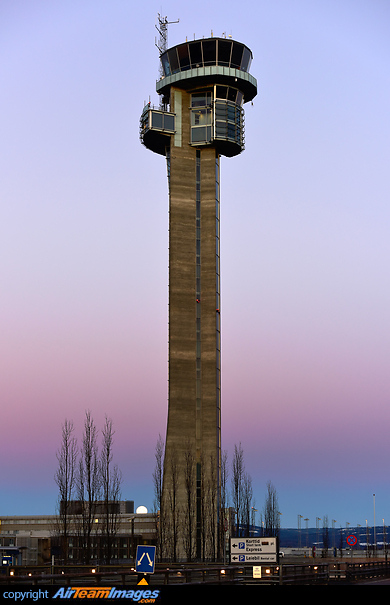 Oslo Airport Tower
