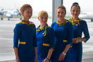 Bravo Airways - the cabin crew