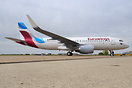 Latest addition to the Eurowings fleet - Still wearing Airbus factory ...