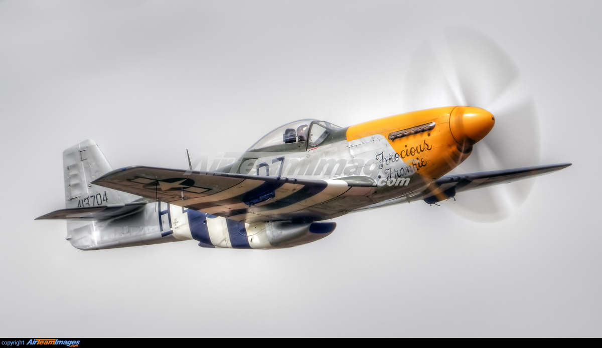 North American P 51dmustang Large Preview