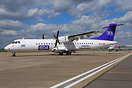 Second ATR 72F for Zimex Aviation but wearing the BDA titles (Logistic...
