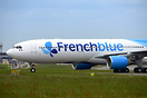 Low cost long-haul carrier French Blue's first aircraft. To be based i...