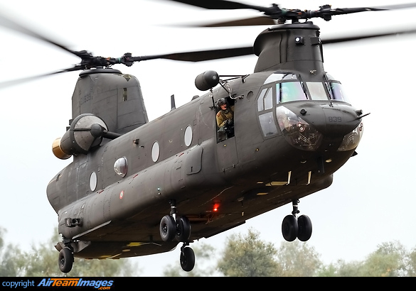 Boeing CH-47C Plus Chinook