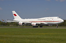 New to the Bahrain Royal Flight replacing the Boeing 747SP that carrie...