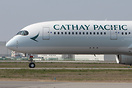 First A350 for Cathay Pacific Airways