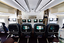 New Premium Economy cabin on Cathay Pacific A350