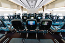 New Economy cabin on Cathay Pacific A350