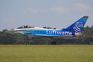 Special paint scheme to mark the 60th anniversary of the current Germa...