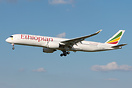 First A350 for Ethiopian Airlines.