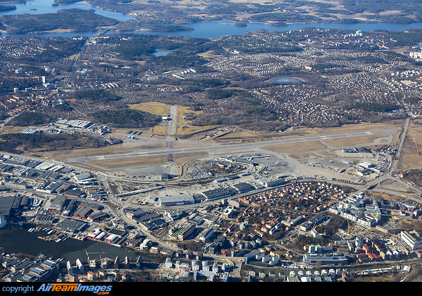 Stockholm Bromma Airport