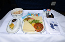""" Homa Class "" Business Class Appetizer From Tehran to Paris"