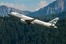 First visit of Aegean Airlines in Innsbruck