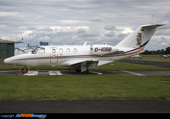 Cessna 525 CitationJet C1+