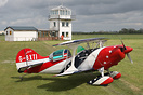 Pitts S-1S at Kirksbride, Cumbria