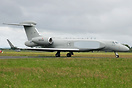 Gulfstream G550CAEW, N554GA, the second for the Italian Air Force, tax...