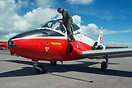Hunting Jet Provost T5
