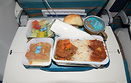 Economy Meal From Muscat to Tehran