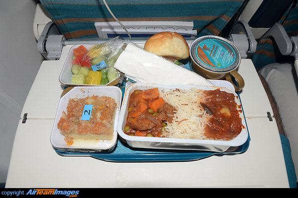 Oman Air Economy Meal