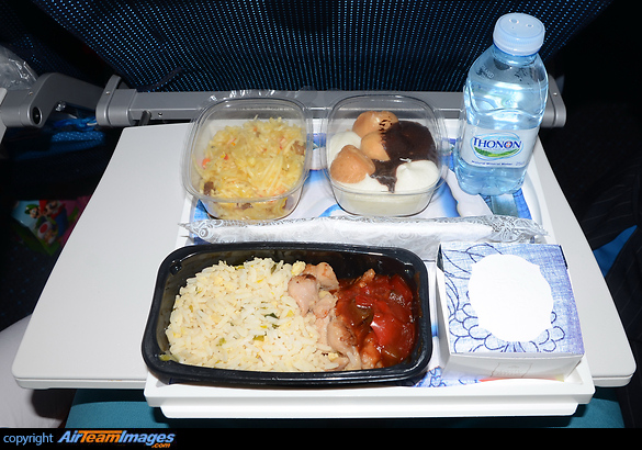 KLM Economy Meal