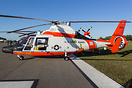 Another Coast Guard Centennial helicopter visit Sun N Fun 2016.