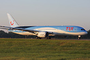 First Boeing 787-9 for Thomson. Delivered with the revised TUI titles