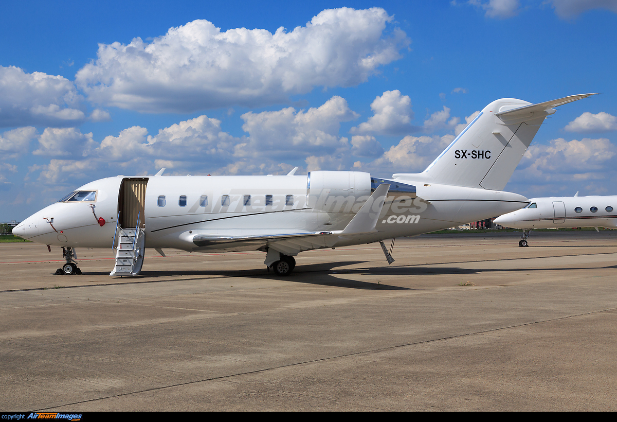 Challenger 2017 >> Bombardier Challenger 605 - Large Preview - AirTeamImages.com