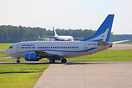 New start-up airline Armenia Aircompany has added a Boeing 737-500 to ...