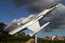 Flew as Luftwaffe Starfighter 26+30 and was built by SABCA Belgium wit...