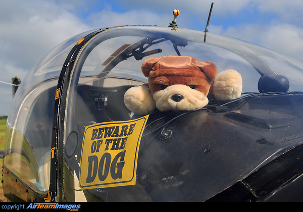 Scottish Aviation Bulldog