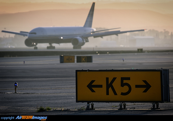 Airport Taxiway Signage
