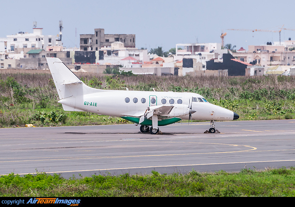 British Aerospace Jetstream 31