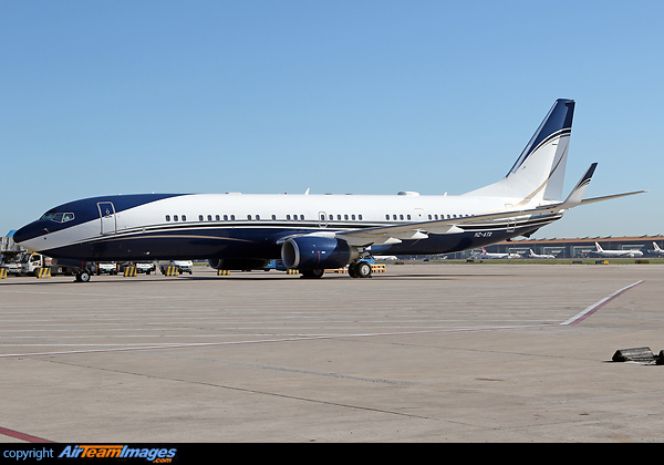 Boeing Business Jet BBJ3