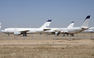 Some Iran Air aircraft are stored at IKA after retirment