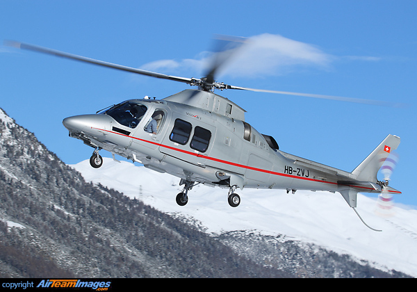 AgustaWestland AW-109SP Grand