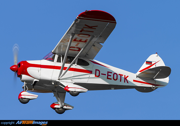 Piper PA-22-150 (D-EOTK) Aircraft Pictures & Photos - AirTeamImages com