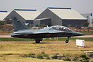 One of Zambia's new Hongdu L-15Z trainers. The aircraft is one of a ne...
