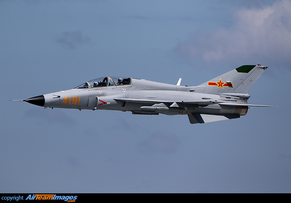 Guizhou JL-9 (4181) Aircraft Pictures & Photos - AirTeamImages.com