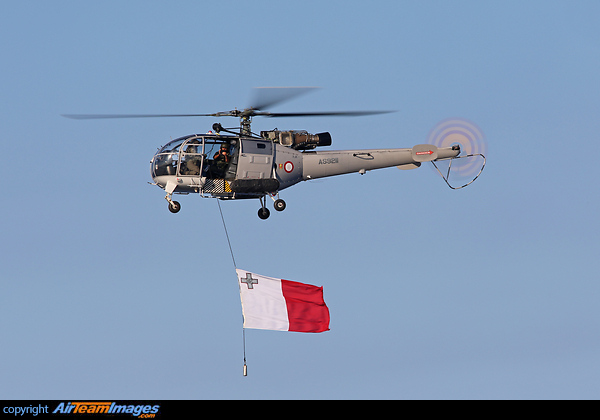 SA316B Alouette III AS9211 Aircraft Pictures Amp Photos  AirTeamImages