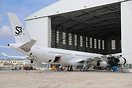 This Airbus A340 is to be configured as a Zero-G aircraft for Swiss Sp...