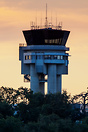 Toulouse Airport Control Tower